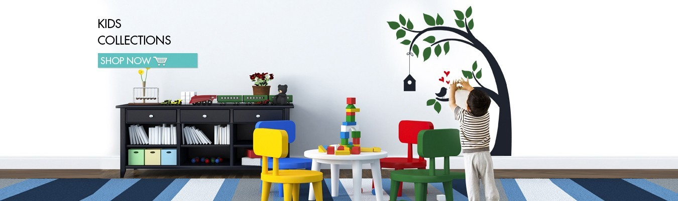 kids dubai wall decal sticker for home decoration. designs sticker