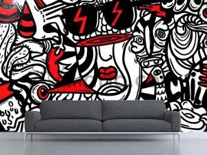 Dubai Wall Decal sticker for home decoration Designs sticker